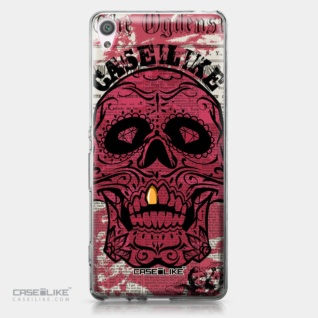 Sony Xperia XA case Art of Skull 2523 | CASEiLIKE.com
