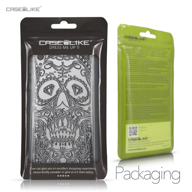 Sony Xperia XA case Art of Skull 2524 Retail Packaging | CASEiLIKE.com
