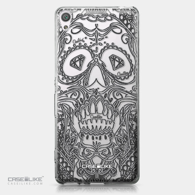 Sony Xperia XA case Art of Skull 2524 | CASEiLIKE.com