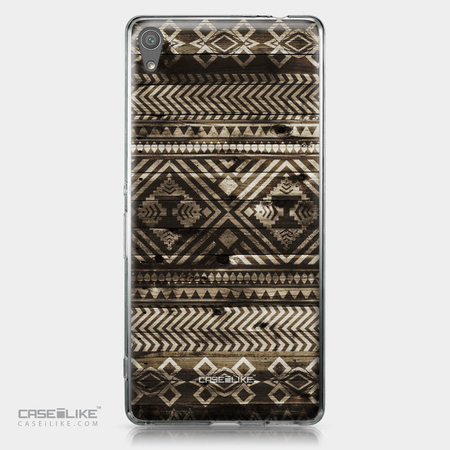 Sony Xperia XA Ultra case Indian Tribal Theme Pattern 2050 | CASEiLIKE.com