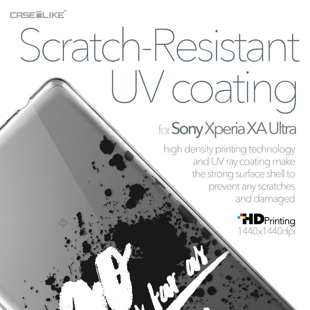 Sony Xperia XA Ultra case Quote 2415 with UV-Coating Scratch-Resistant Case | CASEiLIKE.com