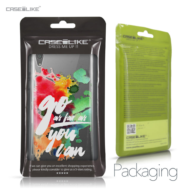 Sony Xperia XA Ultra case Quote 2424 Retail Packaging | CASEiLIKE.com
