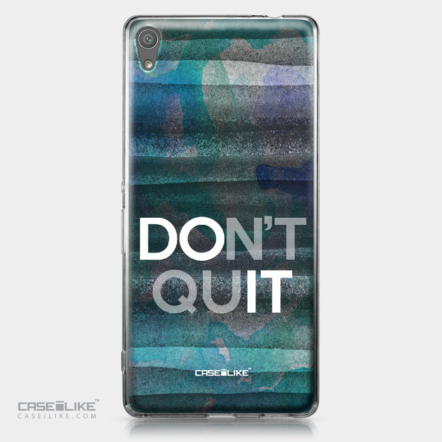 Sony Xperia XA Ultra case Quote 2431 | CASEiLIKE.com