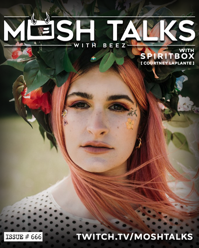 Mosh Talks with Courtney Laplante