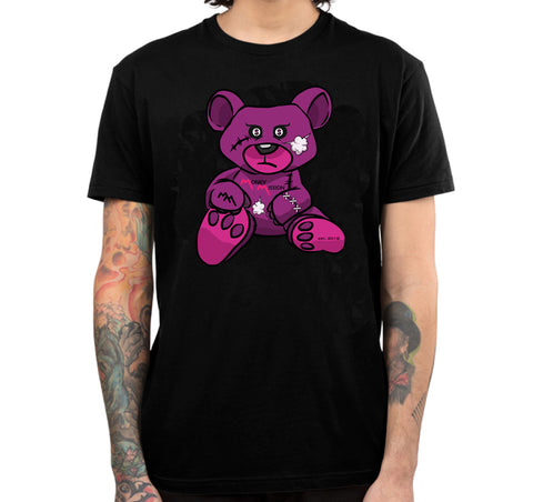 Purple MM Teddy