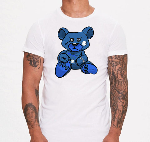 Blue MM Teddy