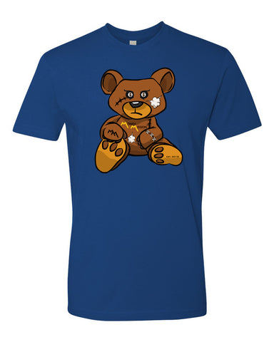 Blue Teddy Tee