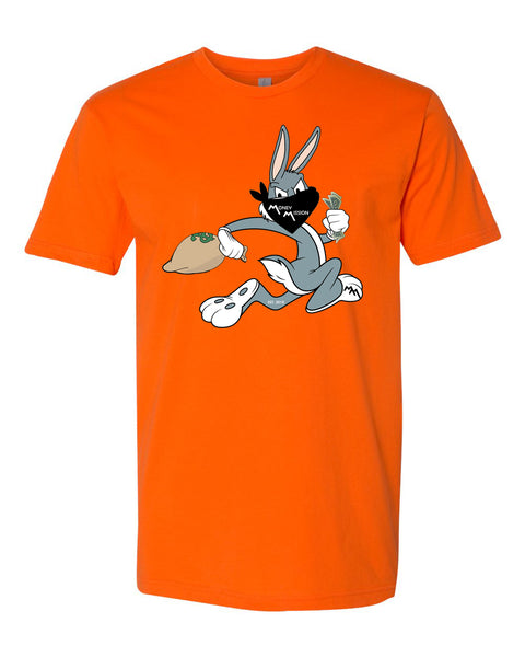 Orange MM Bunny Tee (Limited Edition)