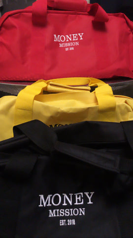 Money Mission Duffle Bag (More Colors)