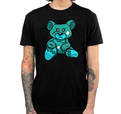 Turquoise MM Teddy