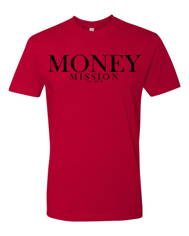 Red Moon Signature Tee