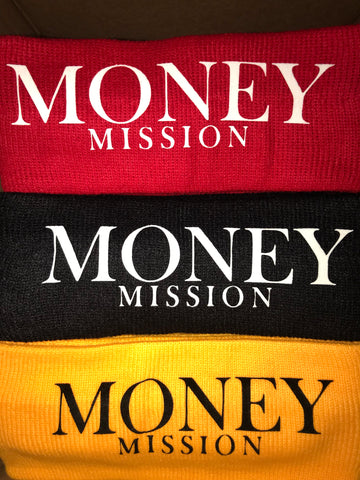 Money Mission Headband