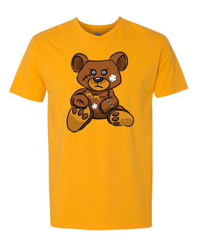 Gold Teddy Tee