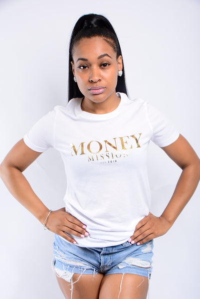 Money Mission Trophy Tee