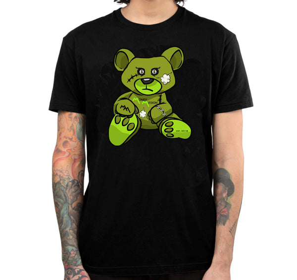 Green Money Teddy