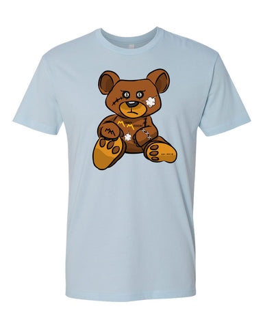 Light Blue Teddy Tee