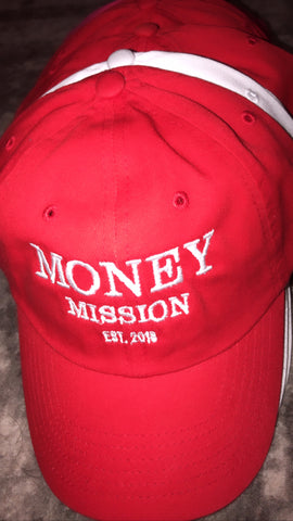Money Mission Dad Hats (More Colors)