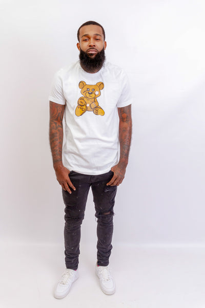 Yellow MM Bear Tee