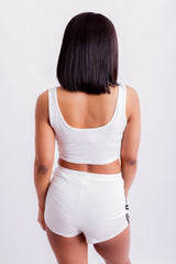 Money Mission Two Piece (White)