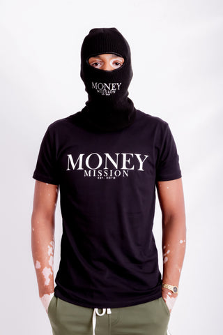Black MM SKi Mask