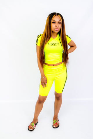 Neon MM Two-Piece
