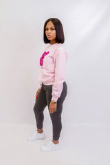 Pink Awareness Sweatshirt