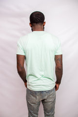 Mint MM Logo Tee