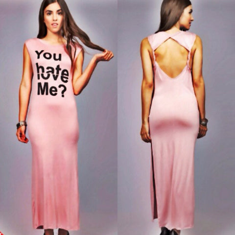 You Love/Hate Me Maxi