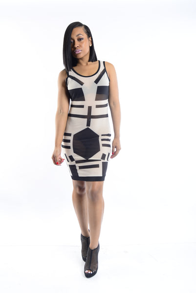 Dare You Bodycon Dress