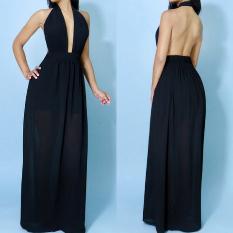Black Princess Maxi