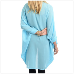 Sky Blue Cover-Up