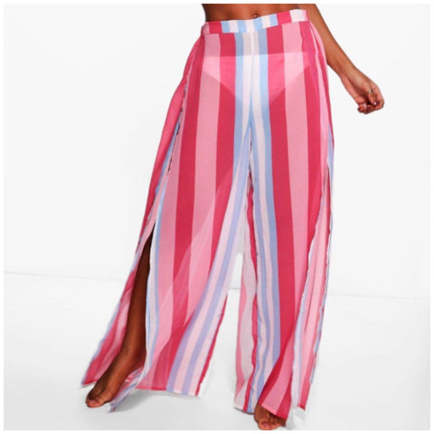 Candy Strip Pants