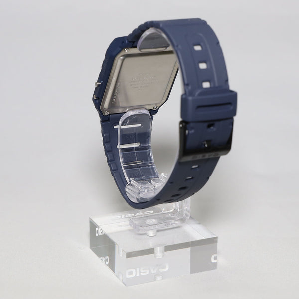 Casio Blue DATA BANK CA-53WF-2B Watch - Ecart