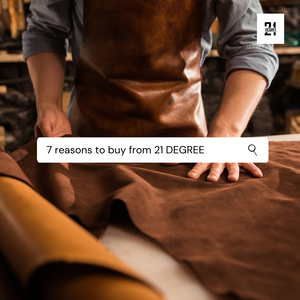 7 reasons to buy from 21 Degree