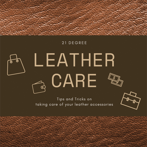 Leather care - 3 ways to make your leather product last long