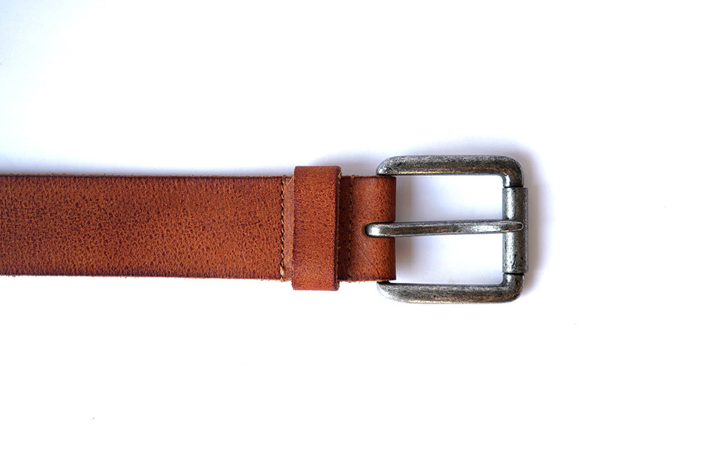 Pure leather, casual belts for men