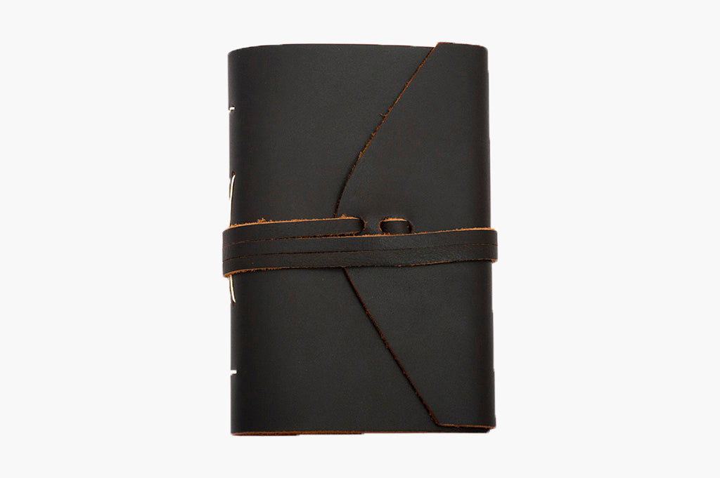 Yellow pages leather cover diary in India