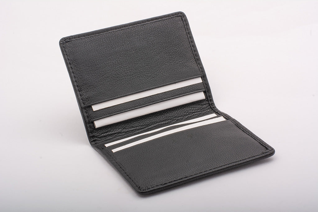 4 card slot card holder