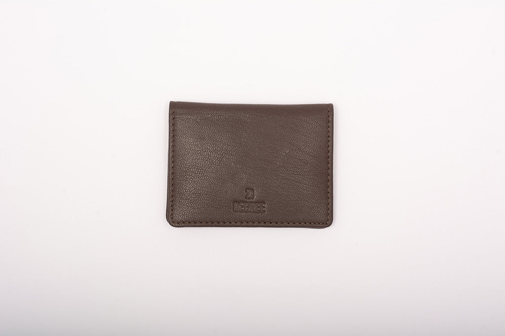 card carrying wallet