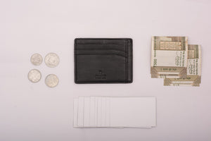 Card and cash holder for all ages and occassions