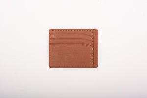 Genuine leather branded card holder buy online
