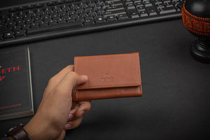 mini wallet for old and young people