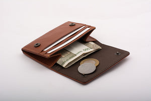Pune based leather accessories company