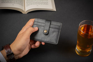 Carry along wallet for women