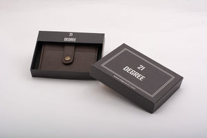 Pure leather company 5 pocket card case holder in Pune