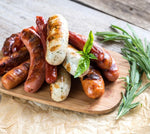 Pork Flavoured Sausages $7.99kg