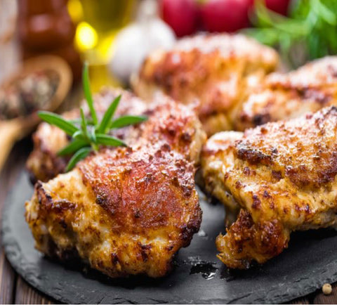 Chicken Thighs Bone In  $7.99kg