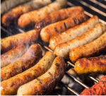 40 Pre Cooked Sausages $12.95 bag