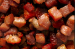 1kg Bacon Pieces $6.95pkt