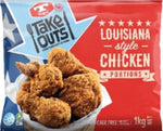 Louisiana Style Chicken Portions